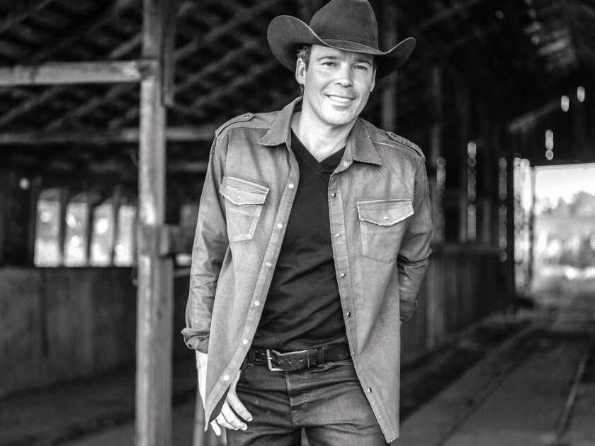 Country star Clay Walker, who has multiple sclerosis, says exercise keeps him limber.