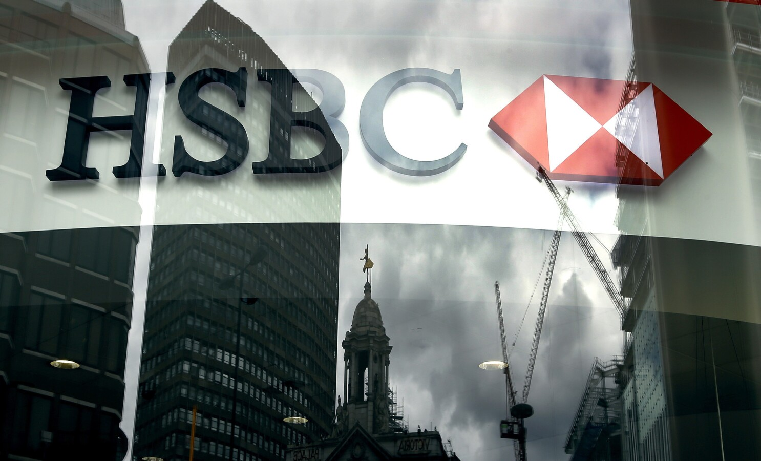 HSBC says its CEO to leave after just 18 months - The San Diego