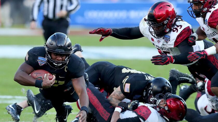 Lockheed Martin Armed Forces Bowl - San Diego State v Army