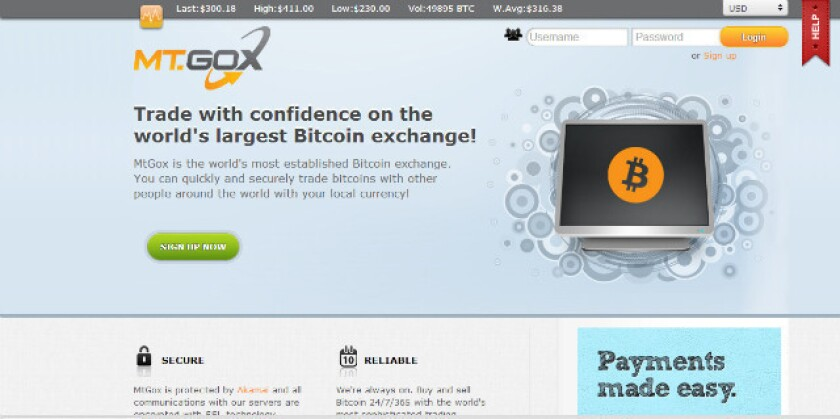 Mt. Gox users have not been able to withdraw Bitcoins for several days.