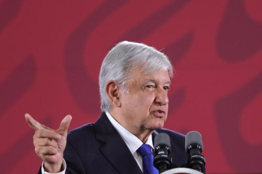López Obrador llama a recapacitar a delincuentes en el estado de Tamaulipas
