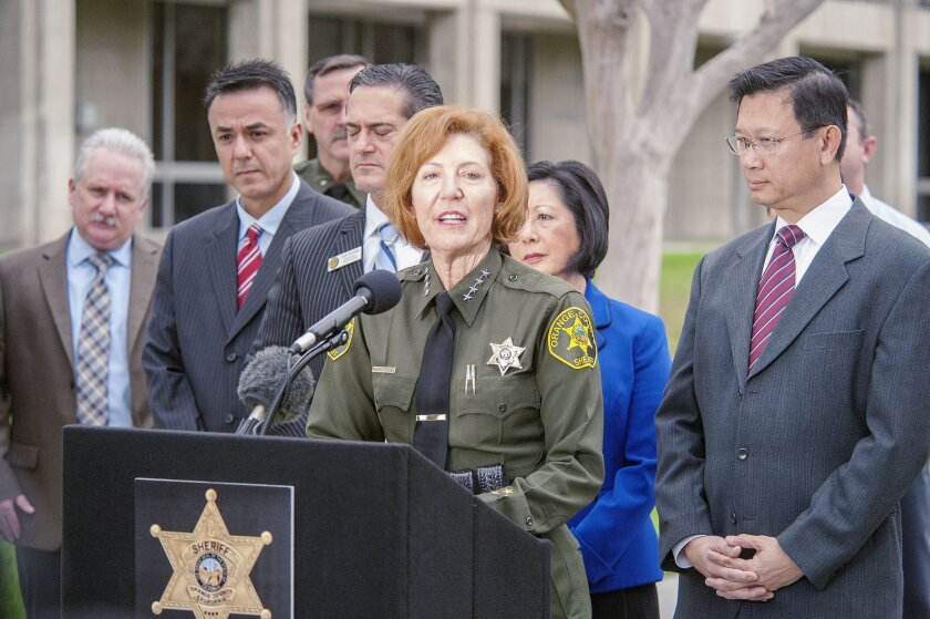 O.C. sheriff vows to fix problems after jail escape