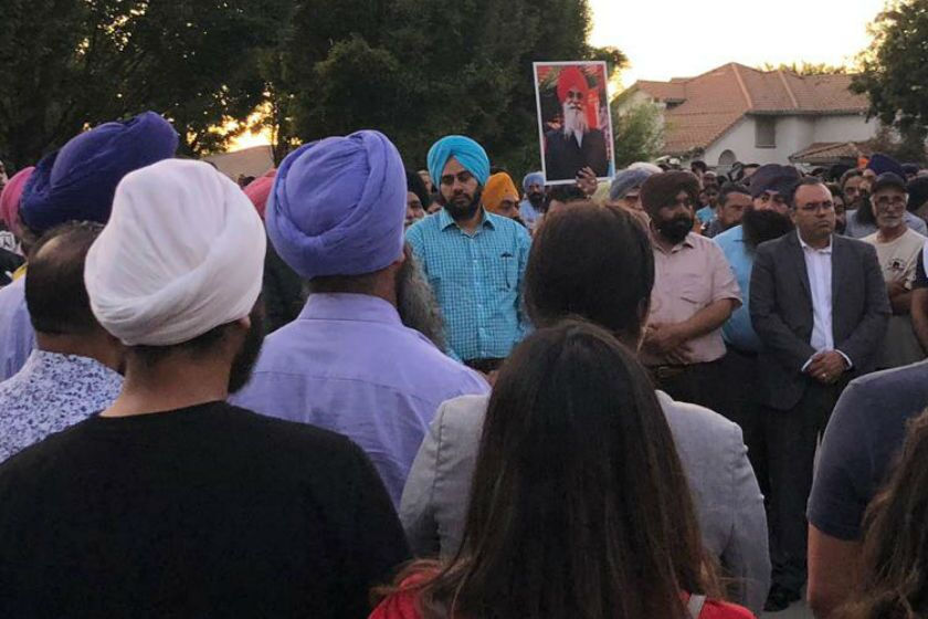 Sikhs memorial