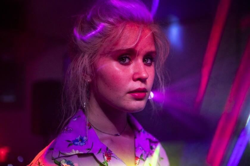"""Eliza Scanlen as Milla in Shannon Murphy's """"Babyteeth."""""""