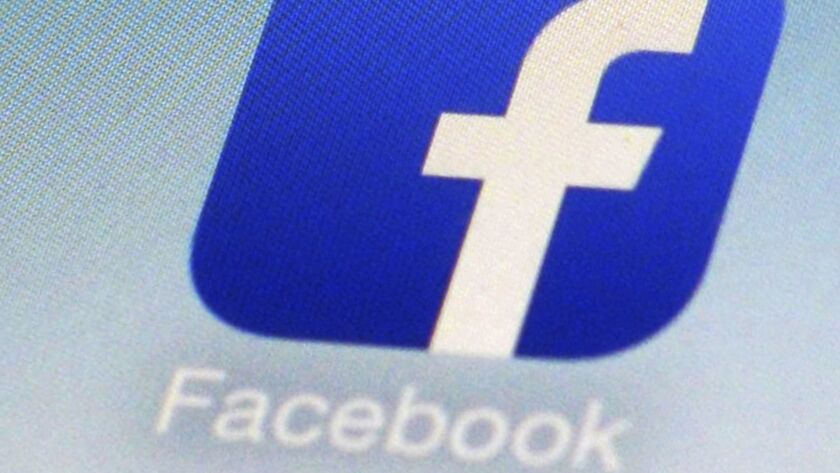 Facebook was fined for giving away users' personal information without their consent.
