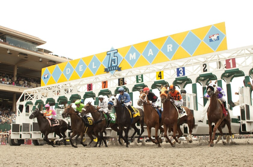 Del Mar will be hosting the start of its 80th season on Wednesday.