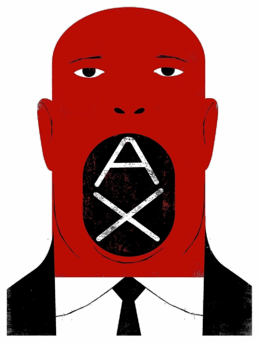"""""""Ax"""" is as integral a part of being a black American."""