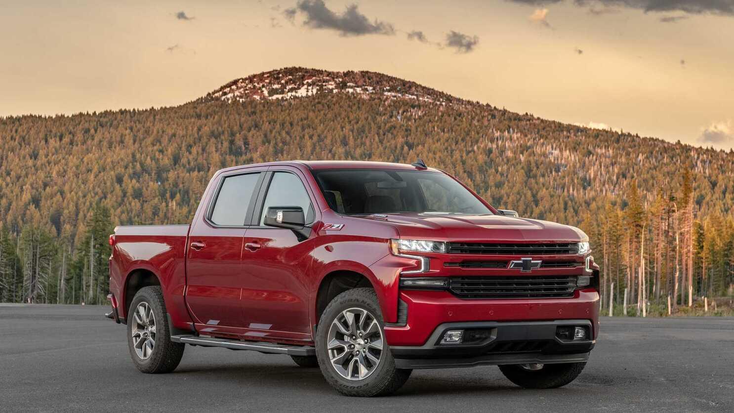 2020 Silverado 1500 Diesel Redesign