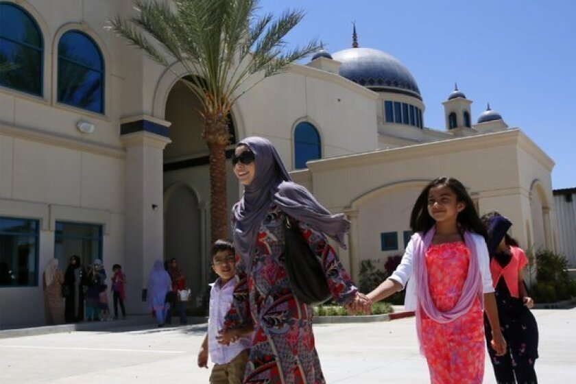 Islamic Center of San Gabriel Valley opens new mosque