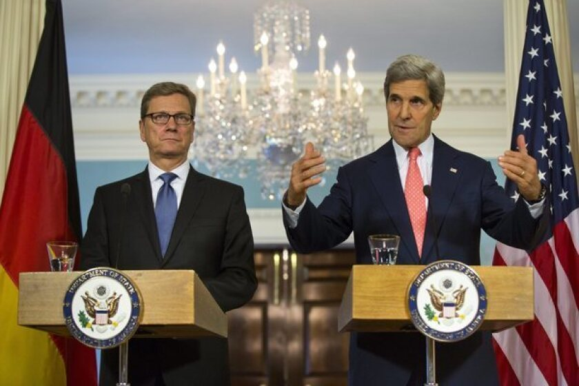 Kerry sees no change on Iran no matter who wins election