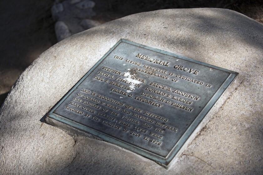CSUF memorial