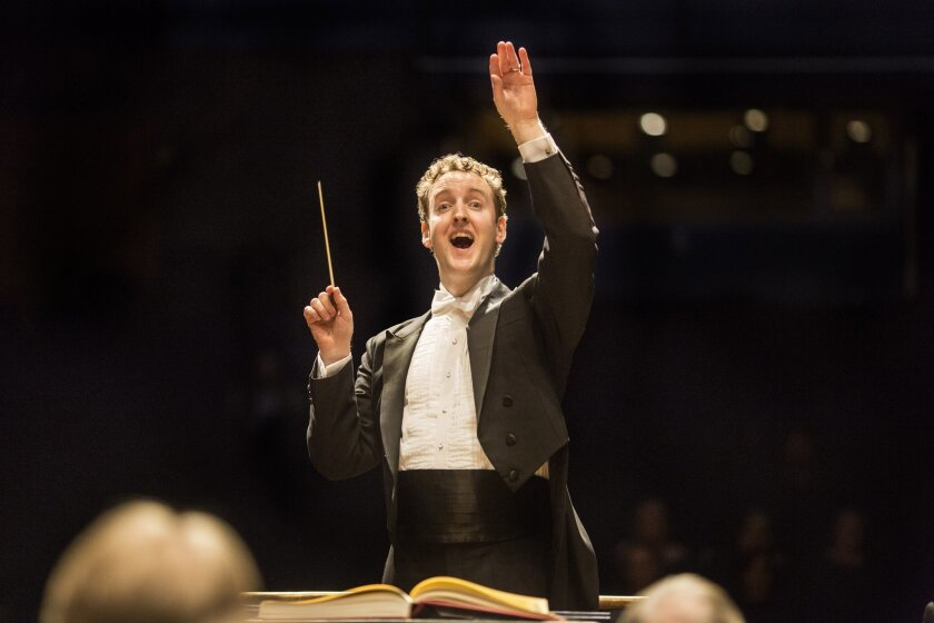 Mainly Mozart Music Director Michael Francis
