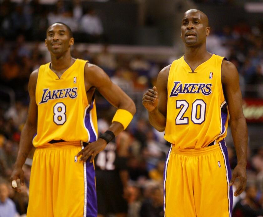 El exjugador de Lakers, Gary Payton, pide paciencia para el nuevo proceso con Luke Walton.