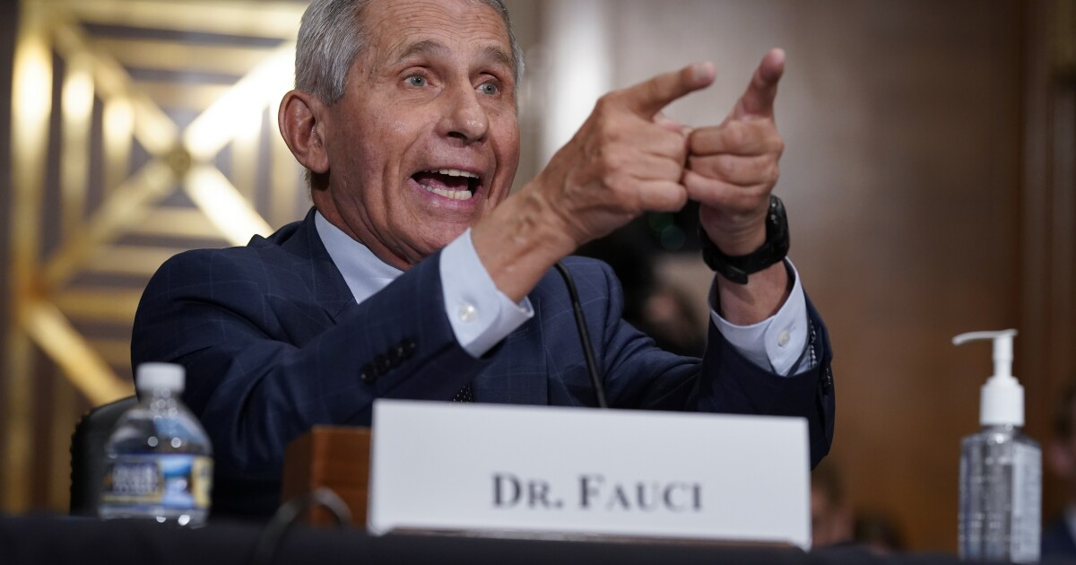 From the pandemic's earliest days, Dr. Anthony Fauci has drawn political fire from COVID-19 skeptics. As director of the National Institute for Alle