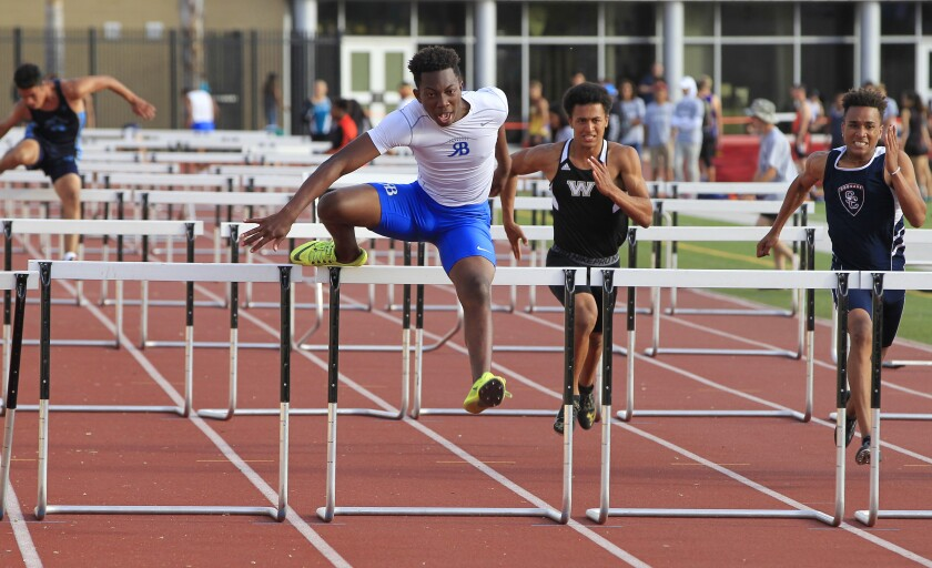 The Escondido Invitational annually draws most of the San Diego Section's top talent.