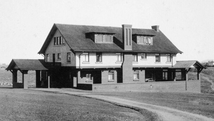 The Marston House