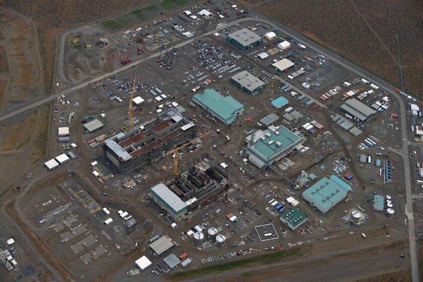 Hanford Waste Treatment Plant