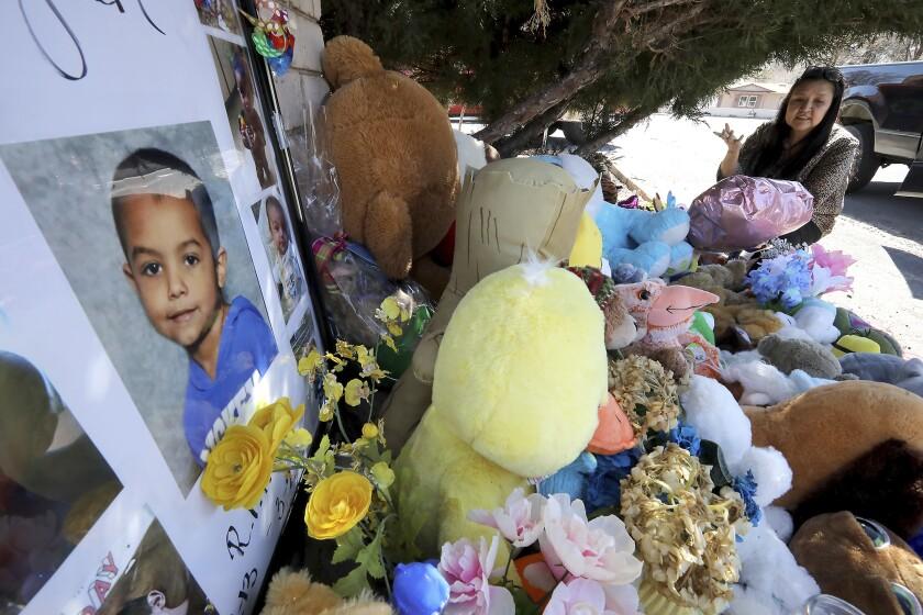 Malnourished Child Dies Memorial