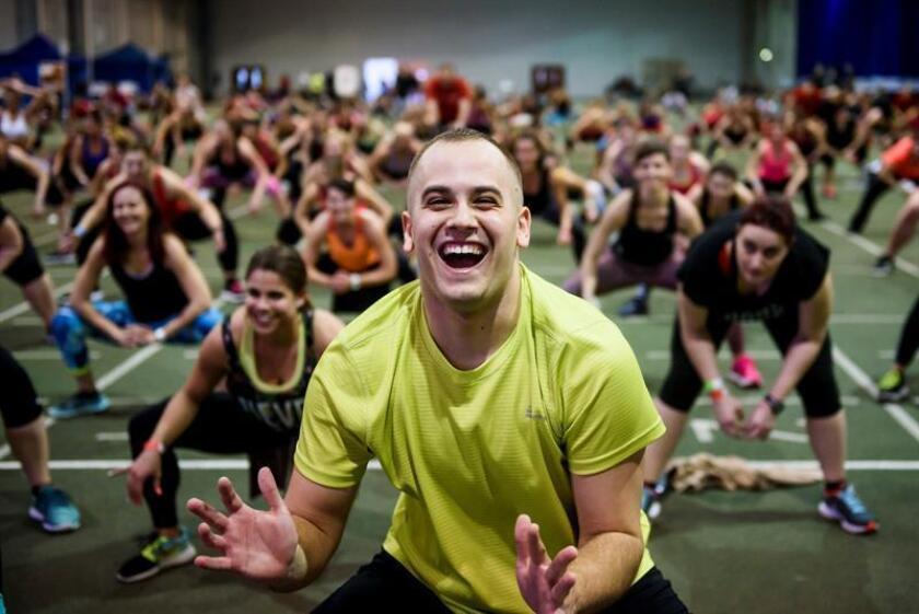 El ejercicio constante ayuda al organismo a sentirse mejor, a tener más energía y a vivir más, aseguró hoy el doctor Edward Laswoski en un comunicado de Mayo Clinc divulgado en Ciudad de México. EFE/EPA/ARCHIVO/NO USAR EN HUNGRÍA