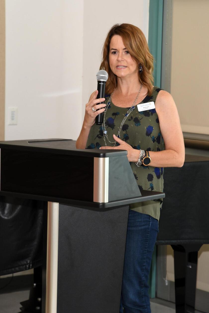 Misty Jones (San Diego Public Library Director)