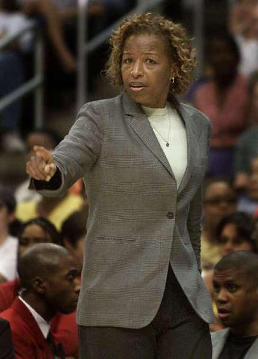 USC hires Cynthia Cooper-Dyke as women's basketball coach