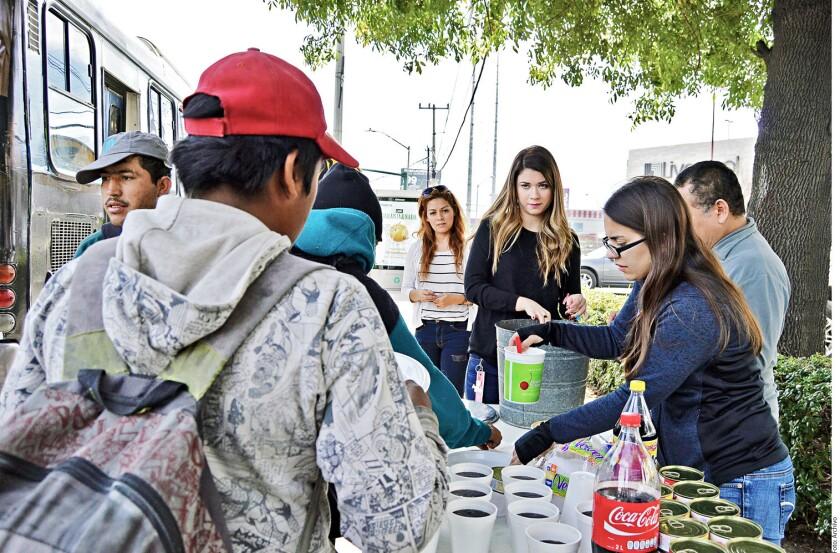 La asociación civil Paso de Esperanza lo hará con migrantes que apenas tienen lo suficiente para sobrevivir en la Ciudad.