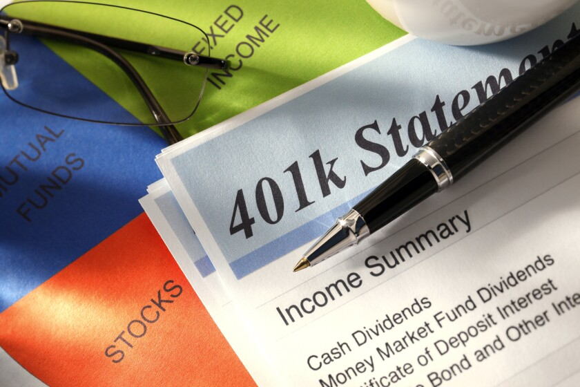 Fewer Americans are covered with traditional pension plans since the 401(k) was created.
