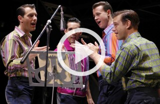 'Jersey Boys' Movie review by Kenneth Turan