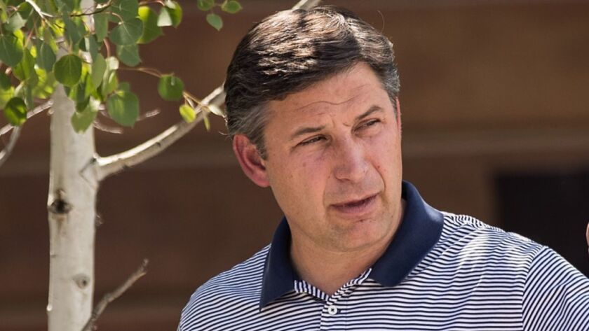 Anthony Noto was Twitter's chief financial officer before becoming CEO of SoFi.
