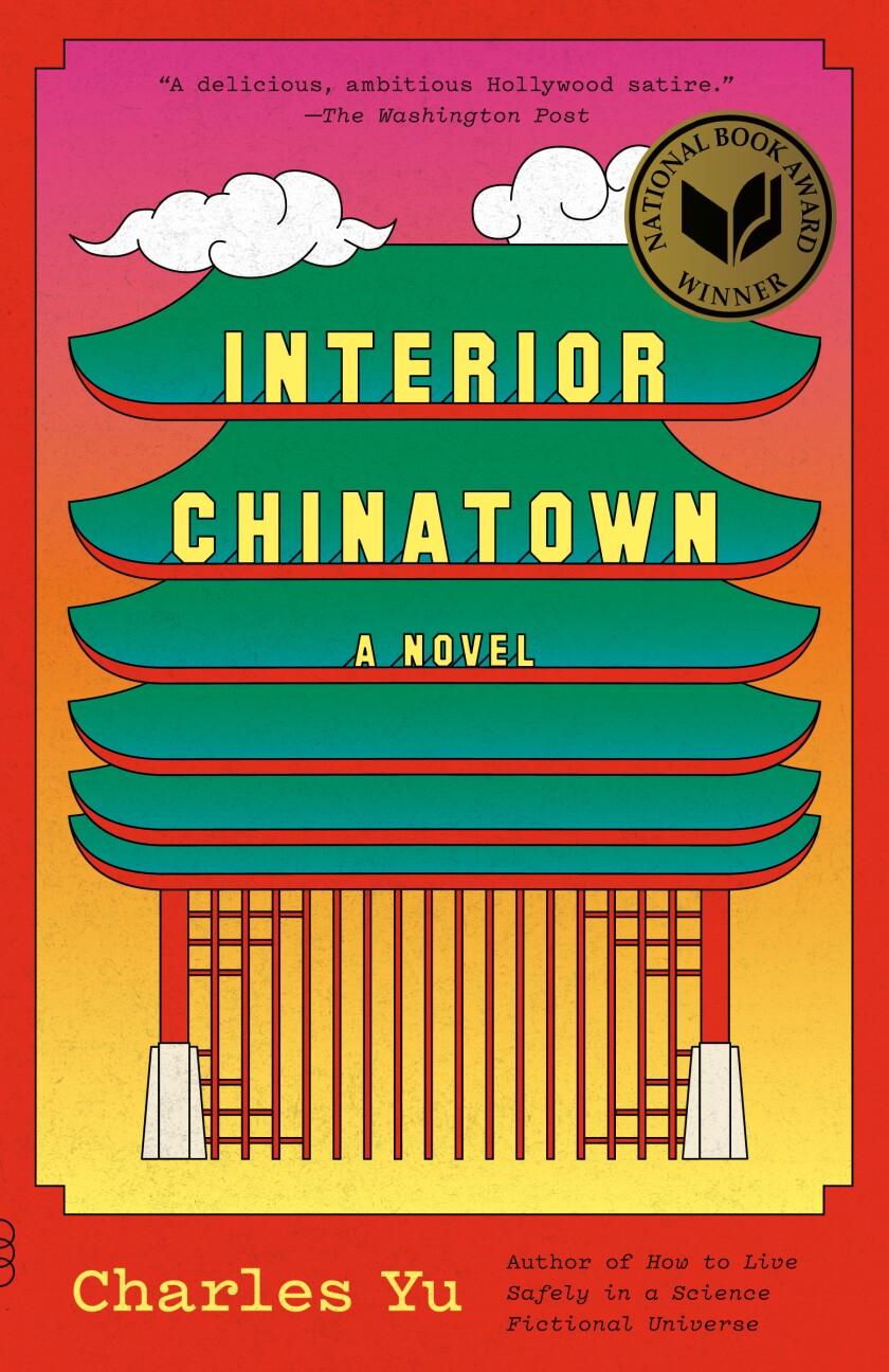 """Charles Yu's """"Interior Chinatown."""""""