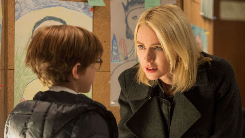 """Naomi Watts stars as Susan Carpenter in director Colin Trevorrow's """"The Book of Henry."""""""
