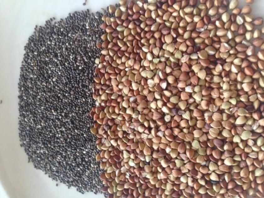 Seeds can offer a variety of health benefits.