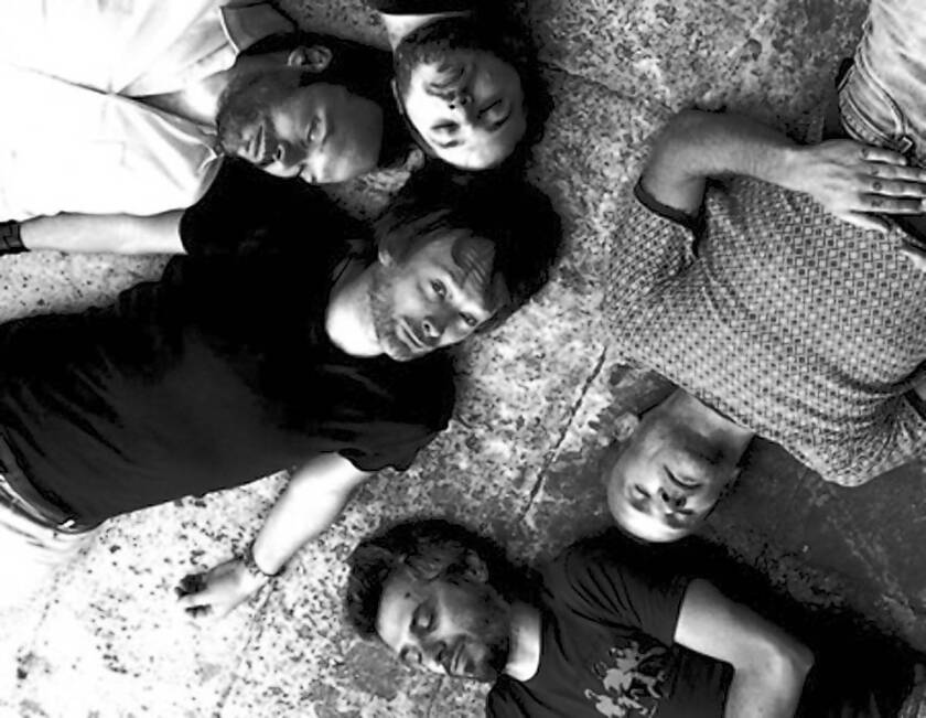 Atoms for Peace is made up of Radiohead lead singer Thom Yorke, Red Hot Chili Peppers bassist Flea, longtime Radiohead producer Nigel Godrich, Joey Waronker of Beck & R.E.M. and Brazilian instrumentalist Mauro Refosco.