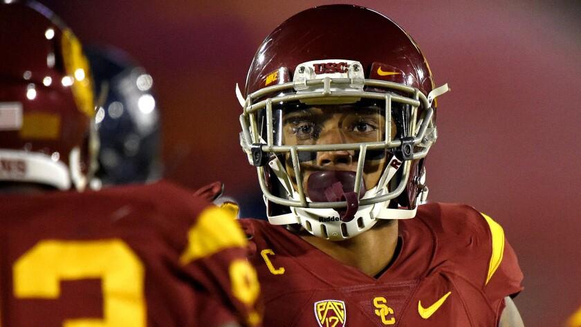 USC's Su'a Cravens counsels against making the UCLA game <i>too</i> big