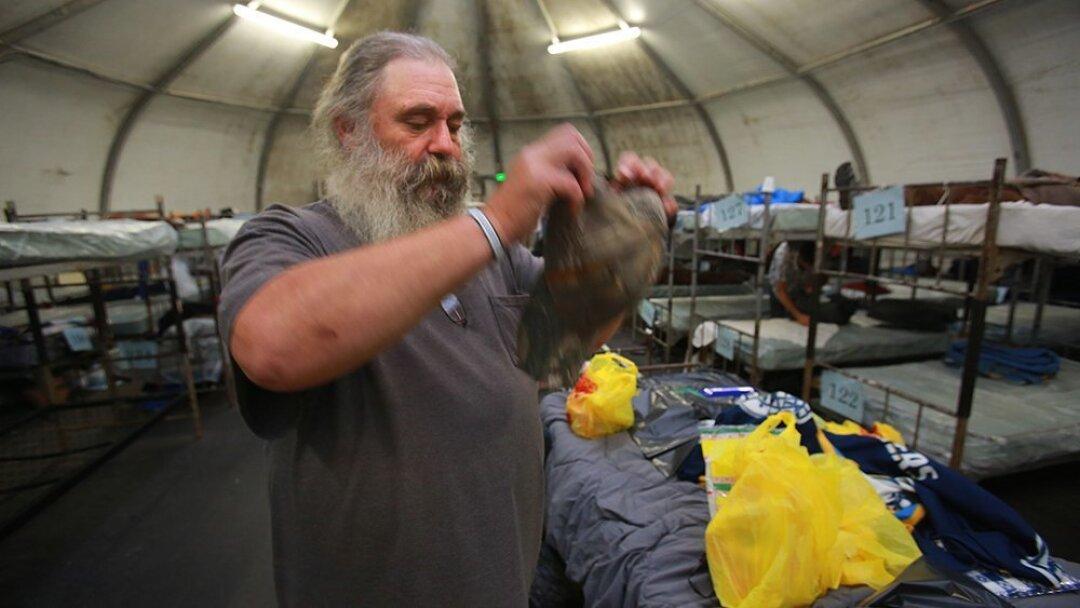 Homeless shelter closes for summer