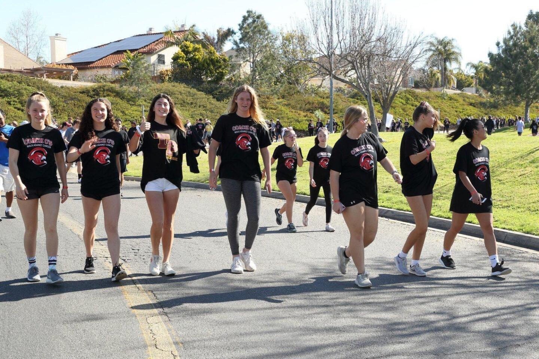 Coach C's Walk Against Cancer