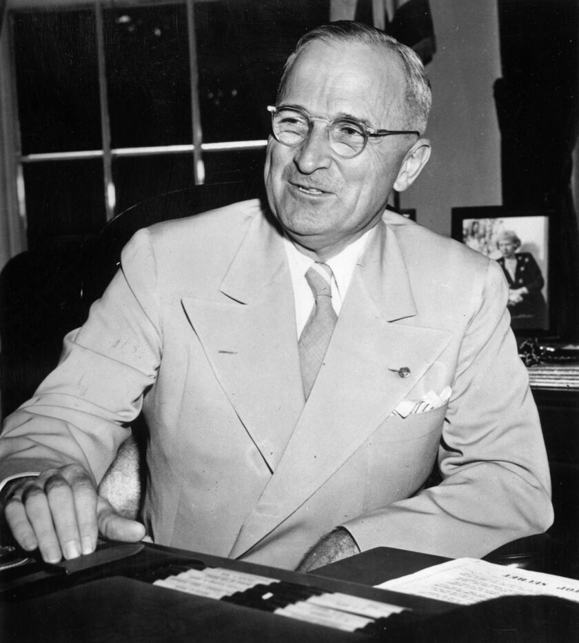 Driven by black protests, and by his own conscience, Harry Truman ordered the integration of the armed forces and threw the weight of the federal government behind the legal struggle to end segregation in the nation's schools and housing.