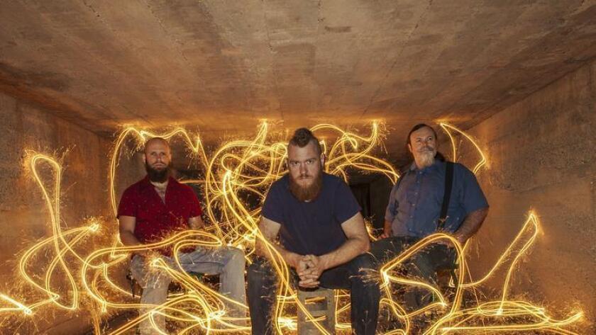 Ben Miller Band (/ Paul Moore)