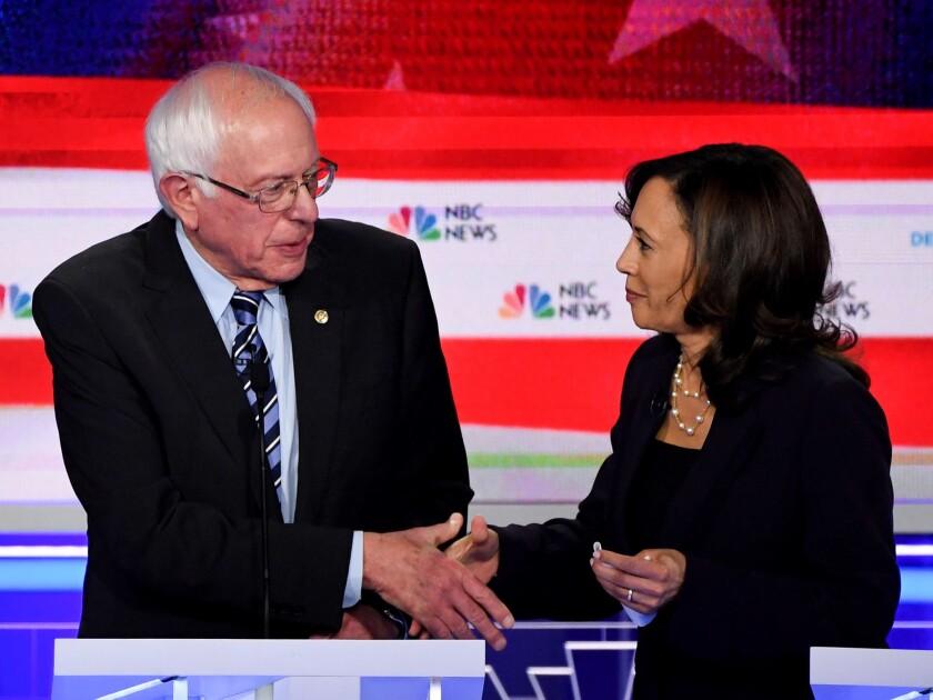 The first Democratic debate in Miami | Night 2