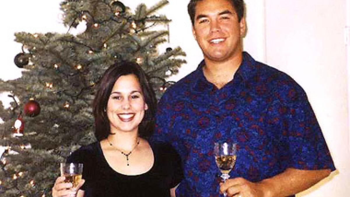 Peterson Christmas Box 2020 California's top court overturns Scott Peterson death sentence