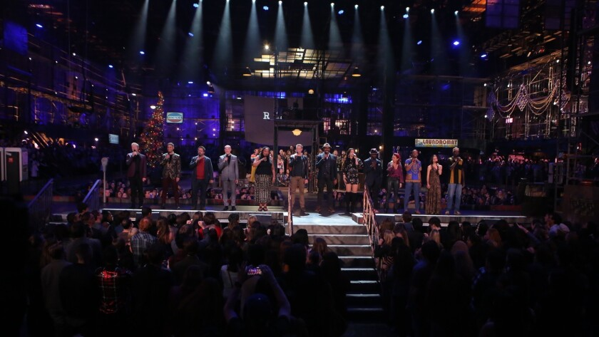 RENT: Original cast members in RENT airing Sunday, Jan. 27 (8:00-11:00 PM ET LIVE/PT TAPE-DELAYED) o