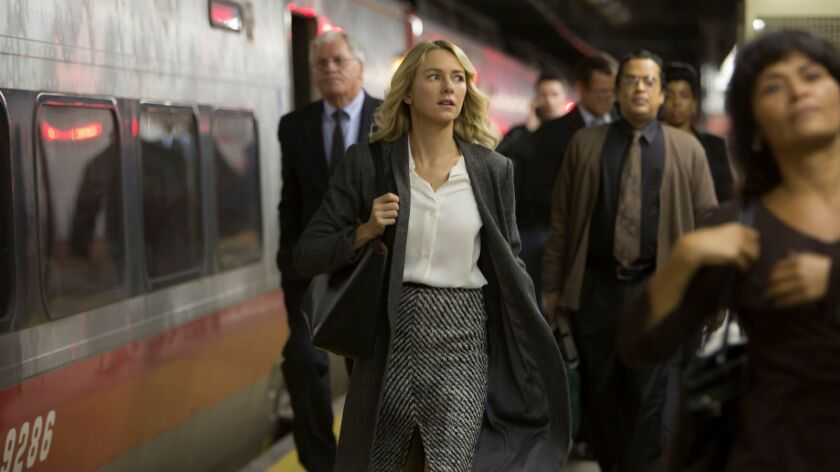 Despite good performances from Naomi Watts and others, Netflix's new