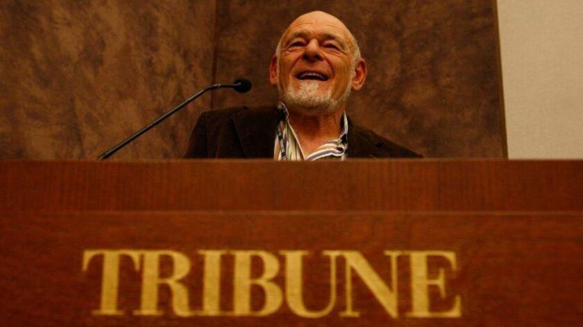 Sam Zell settles lawsuit over Tribune leveraged-buyout 'deal
