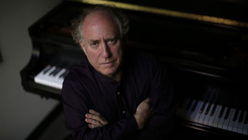 LOS ANGELES, CA, TUESDAY, SEPTEMBER 6, 2016 - Jeffrey Kahane, Director of the Los Angeles Chamber Or