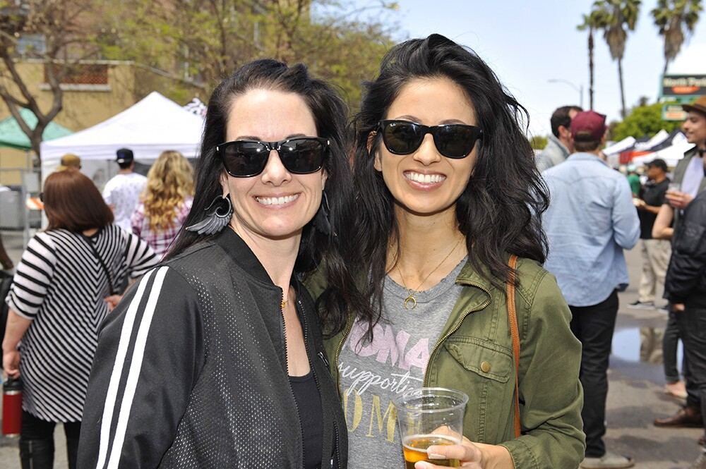 Attendees at the SDCCU North Park Festival of Arts celebrated arts, crafts, live music, food and craft beers in North Park on Saturday, May 11, 2019.