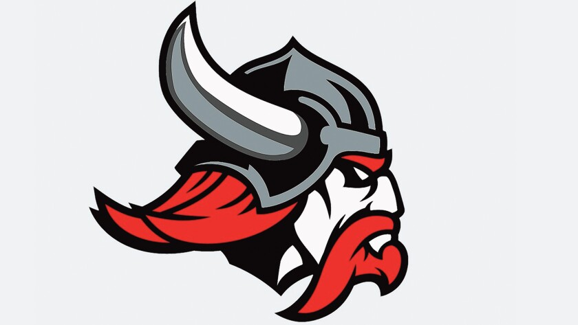 La Jolla High School's mascot is the Viking.