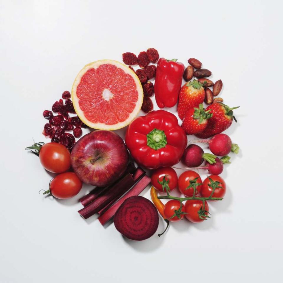 Fruits and vegetables reduce cancer risk