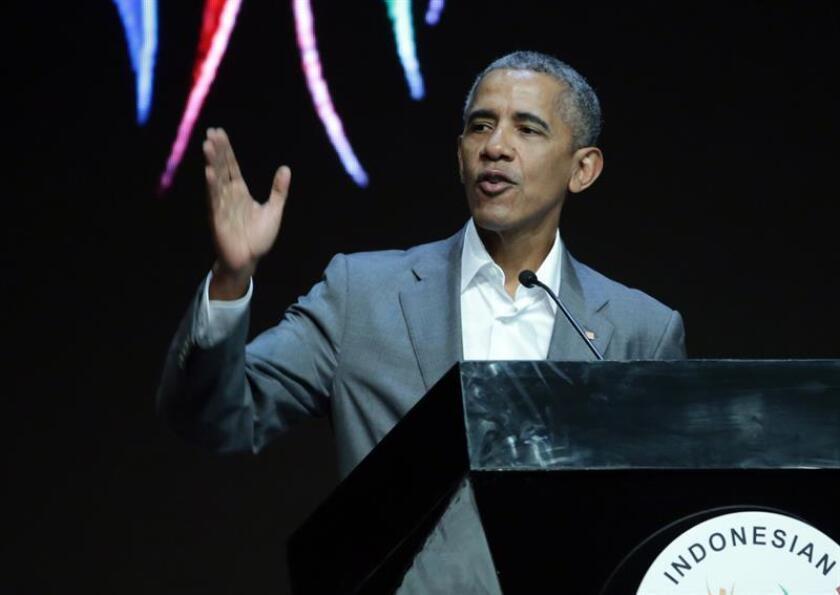 Obama se presenta como jurado de un juicio pero no es tenido en cuenta
