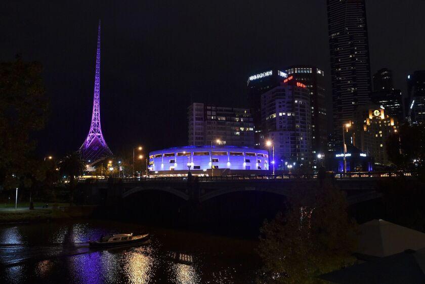 Purple for Prince: Australia
