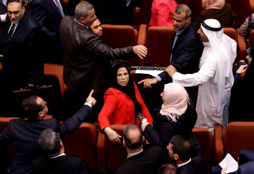 Iraq lawmakers